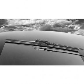 Щетка стеклоочистителя (дворник) Heyner All Season 700mm, бескаркасная, с запасной резинкой, 098000