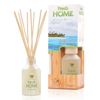 Аромадиффузор FreshWay Fresh Home Hawaii Relax (Отдых на Гаваях) 100ml