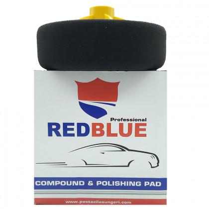Круг для полировки RedBlue, черный, M14, 150mm, мягкий