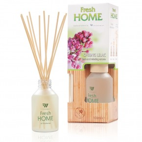 Ароматизатор для дома/офиса Fresh Way Fresh Home Spring Lilac (Сирень) 100ml