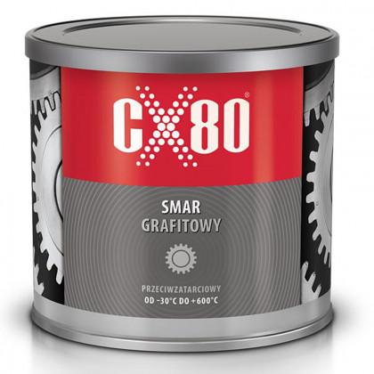 Графитовая смазка CX-80 Smar Grafitowy 500g в банке