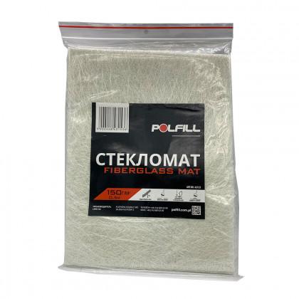 Стекломат, Polfill, 150g/m2, 0,5m2, 43153