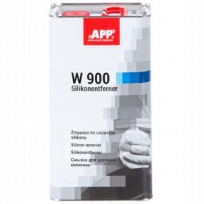 Смывка для удаления силикона (обезжириватель) W 900, APP, 5l, 030160