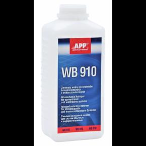 Смывка на водной основе для обычных и водорастворимых систем WB 910, APP, 1l, 030189