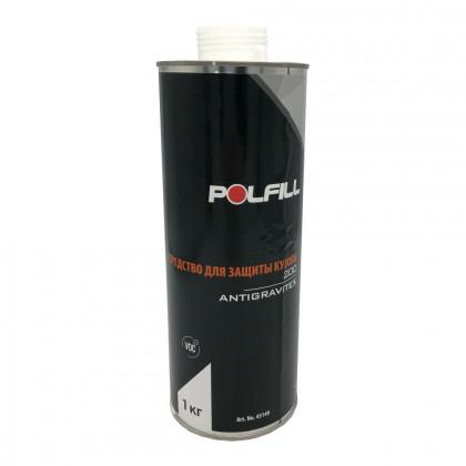 Антигравий Polfill под пистолет, 200, белый, 1kg, 43149