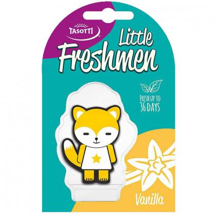 Ароматизатор игрушка на дефлектор (обдув) Tasotti Little Freshmen Vanilla (Ваниль)